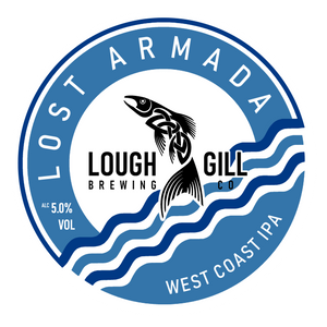 "Lost Armada 30L Keg (53 Pints) ""COLLECTION ONLY"""