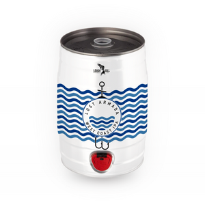 Lost Armada 5 Litre Mini Keg