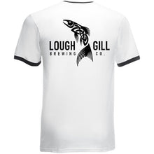 Load image into Gallery viewer, Lough Gill Brewery T-Shirt White