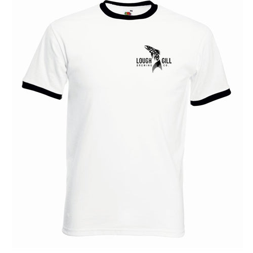 Lough Gill Brewery T-Shirt White