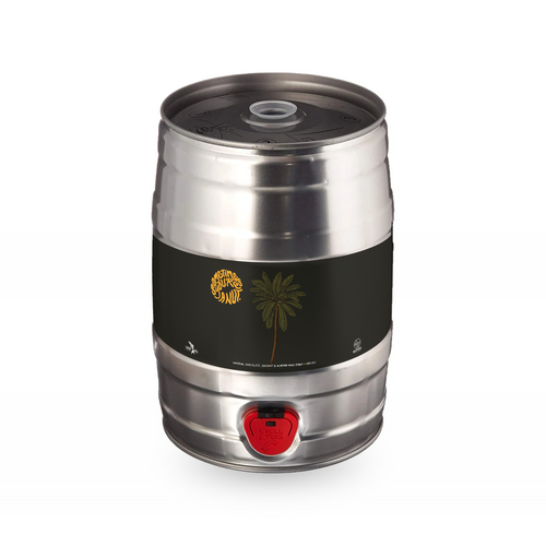 Sometimes You're a Nut: 5 Litre Mini Keg