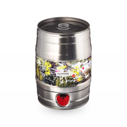 Walls With Wounds: 5 Litre Mini Keg