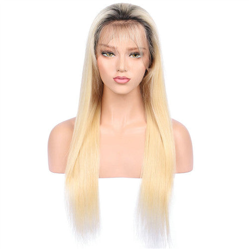 1b/613 Blonde Full Lace Wig
