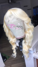 "Load image into Gallery viewer, ""Susan"" 613 Blonde Lace Frontal Unit"