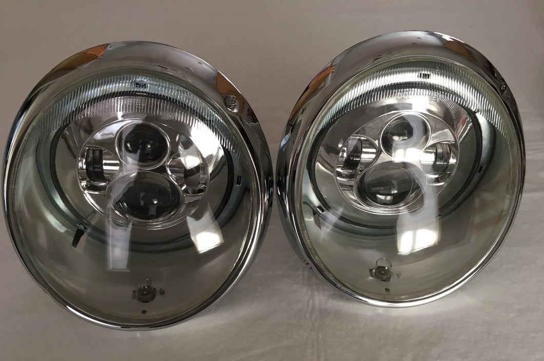 AC Series 3 LED Headlights ~ Low cost, solid quality, Bright Nights
