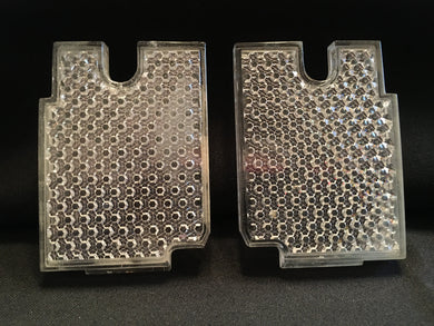 911/912 Front Turn Signal Reflectors