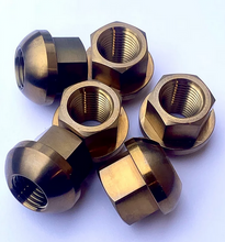 Load image into Gallery viewer, Titanium Lug Nuts ~ BEST-IN-CLASS®