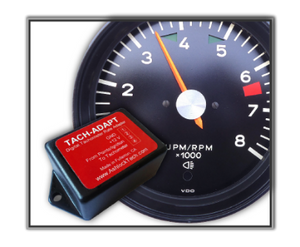 TACH-ADAPT - The $65 black box that makes your tach work properly