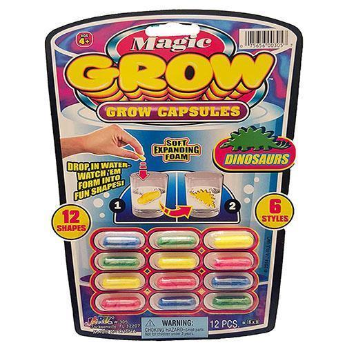 Magic Grow Capsules-5 Different Styles for you