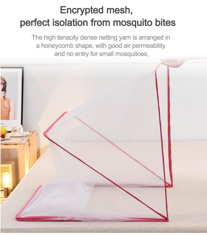 Adjustable & Foldable Mosquito Net