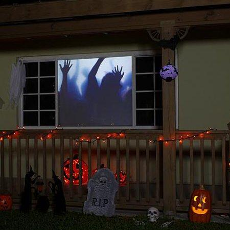 Digital Decor Ghost Projector for Halloween