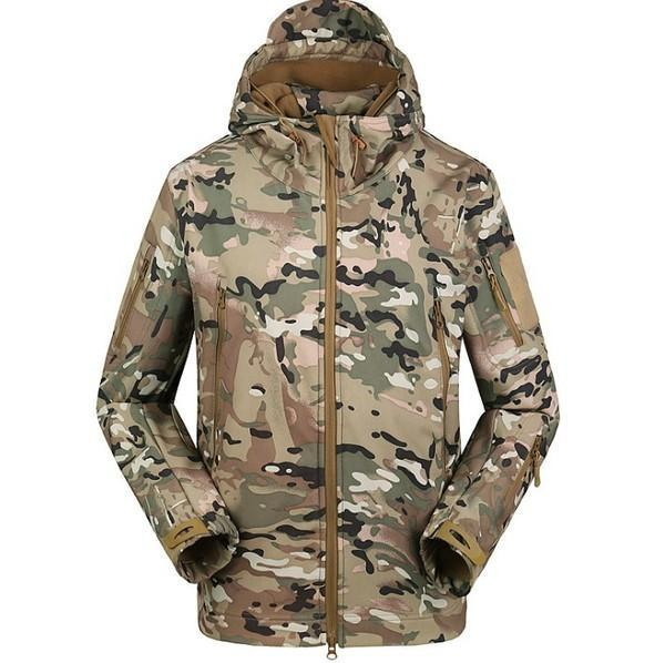 【Last Day Promotion 60% OFF】Outdoors Military Tactical Jacket