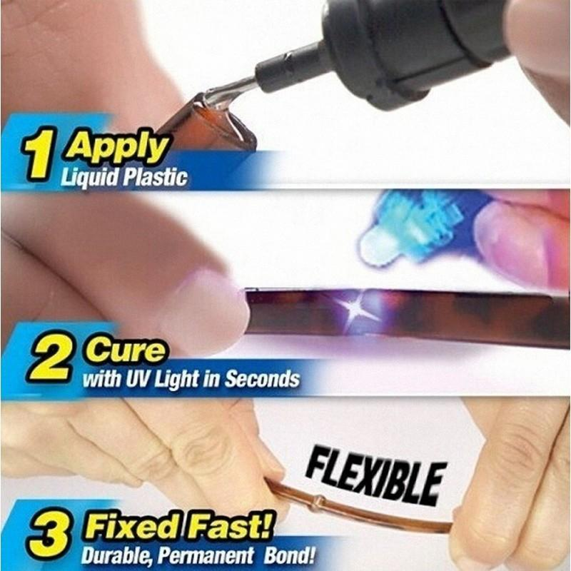 5 Second Fix™ UV Light Repair Tool - Wolrdiscounts