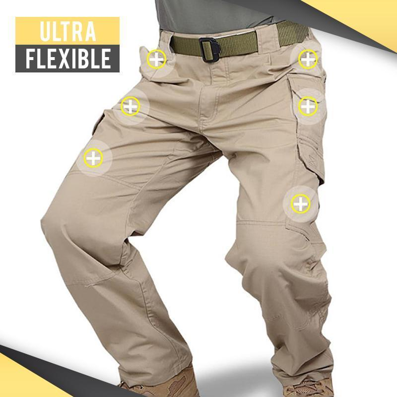 Military Tactical Hiking Cargo Pants Combat Trousers For Men