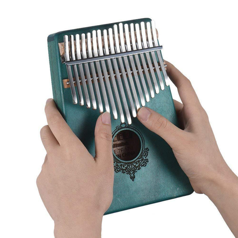 Last day promotion 80% off—Gorgeous 17 Keys Kalimba