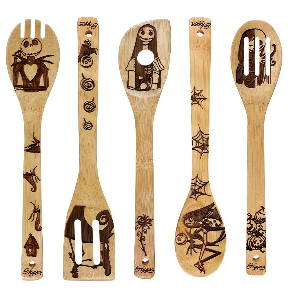 Nightmare before christmas kitchen spoons