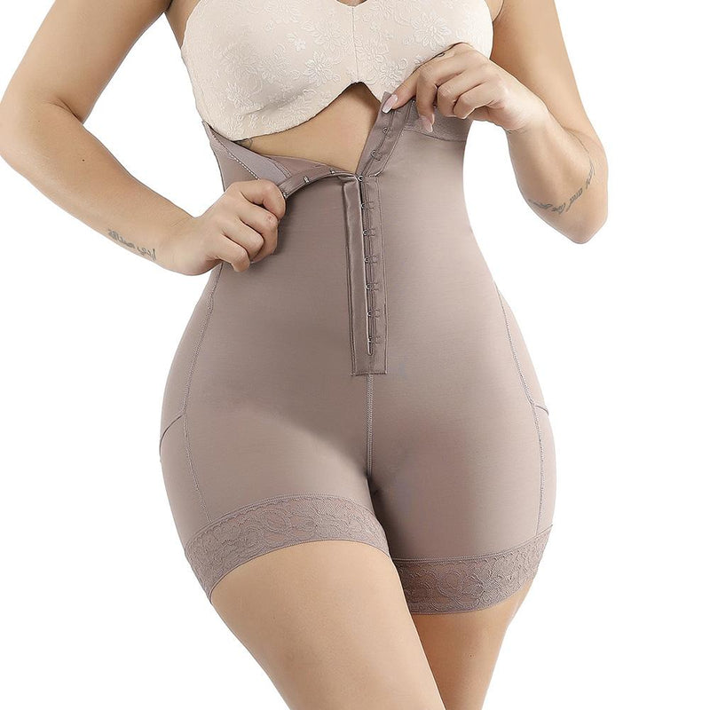 3 IN 1 Shapewear Butt lift Waist trainer Thigh slimmer Shorts
