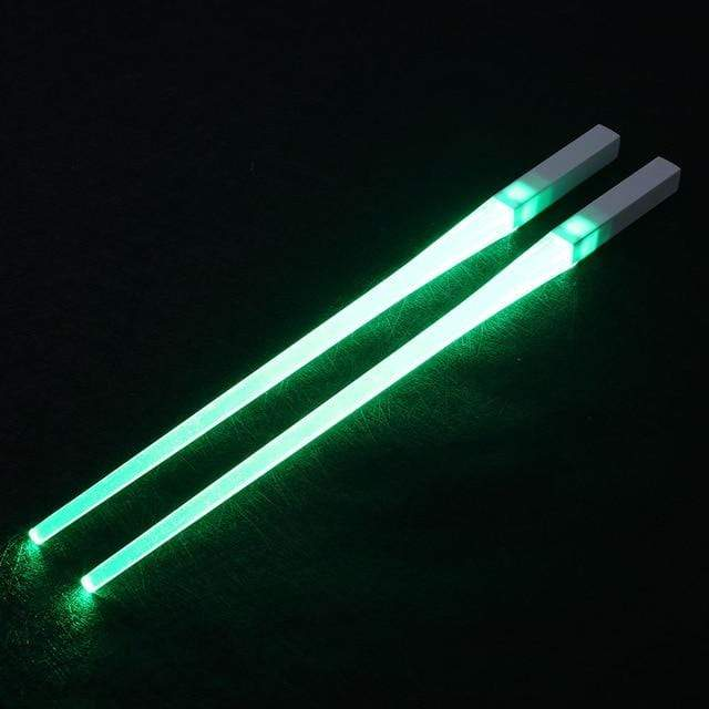 Lightsaber Chopsticks - Rise of the Foodie