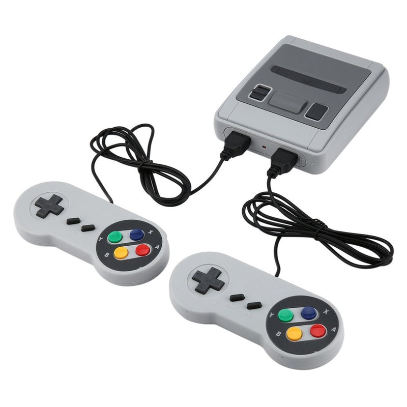 Super Mini HDMI Family TV SNES Video Game Console Retro Classic Built-in 621 Games