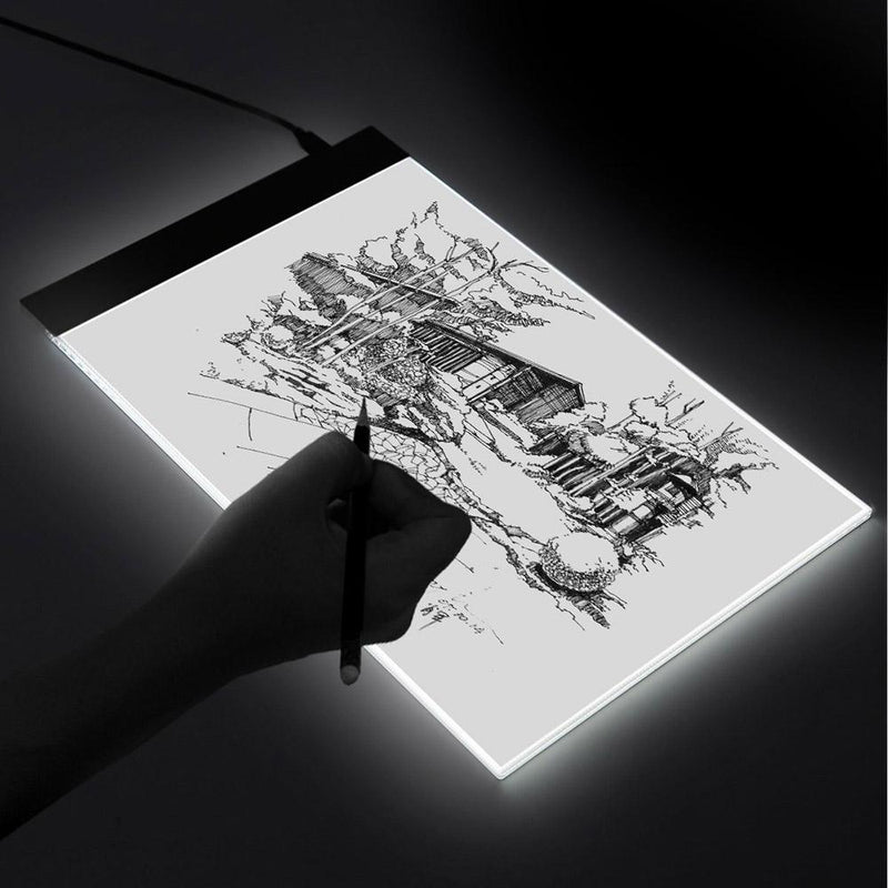 LED Artist Tracing Table - Diamond Paint - Wolrdiscounts