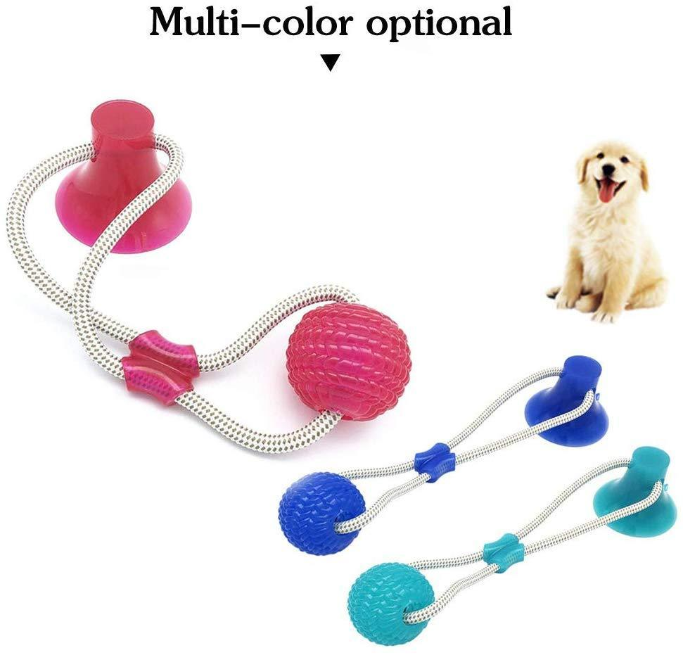 Pet Legion Suction Tug ball Toy - Keep Your Dog Happy