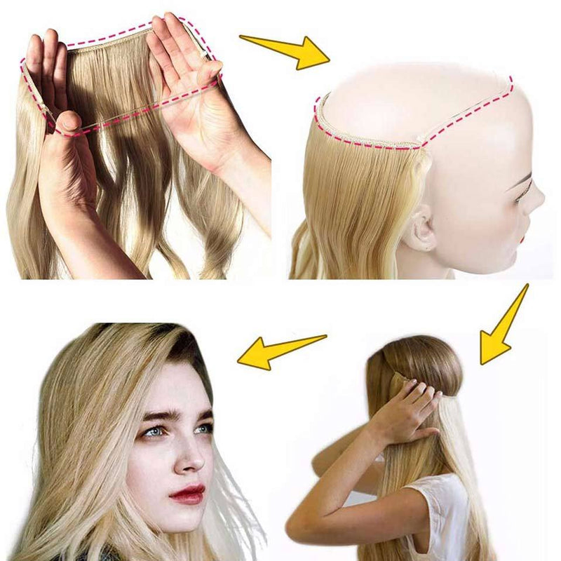 Invisible Crown Extensions