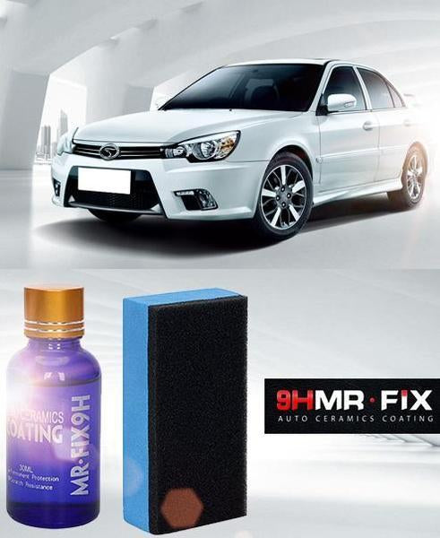 Super Ceramic Car Coating - Wolrdiscounts