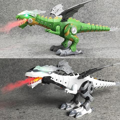 The Original Dragonsaur Walking Dinosaur Toys