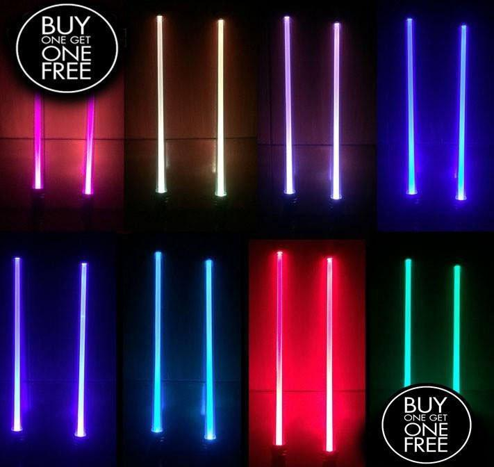 ROGUE LIGHTSABER - COLOR CHANGING WITH SOUNDS! - Wolrdiscounts