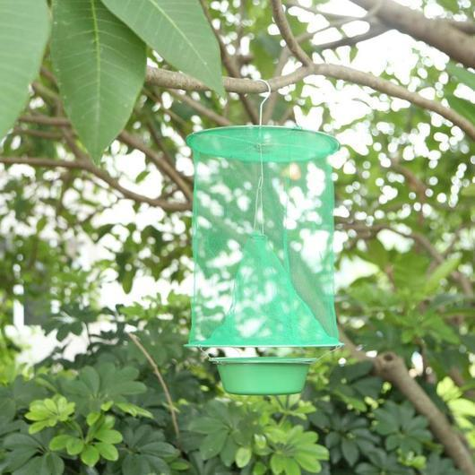 Reusable Ranch Fly Trap - Perfect For Horses And Farm Animals