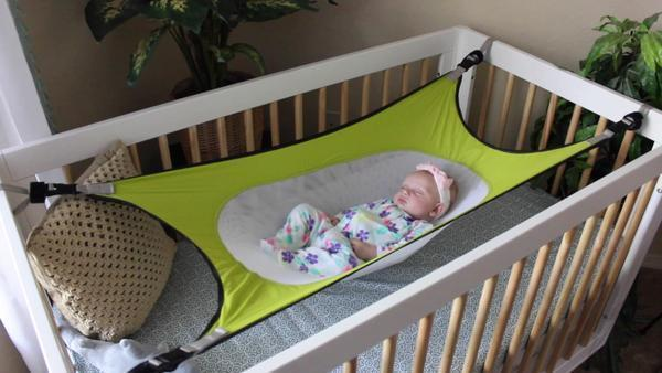 Baby Safety Womb Hammock - Wolrdiscounts