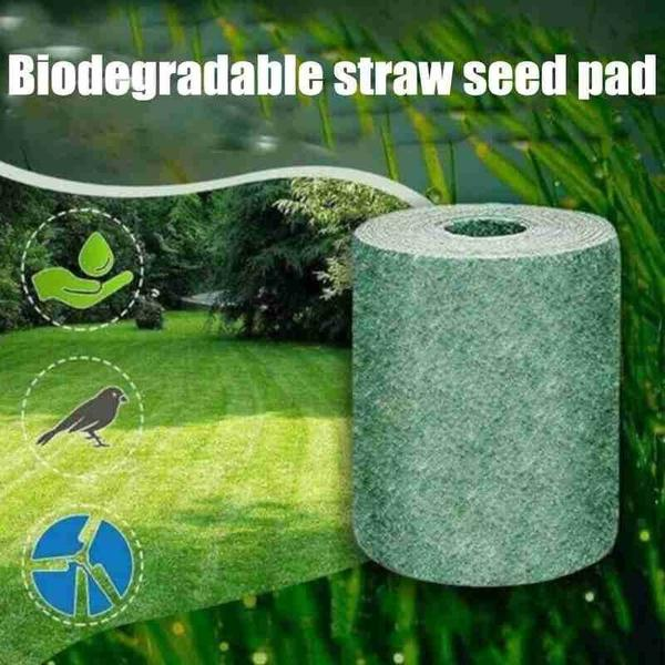 THE ULTIMATE Biodegradable Grass Seed Mat