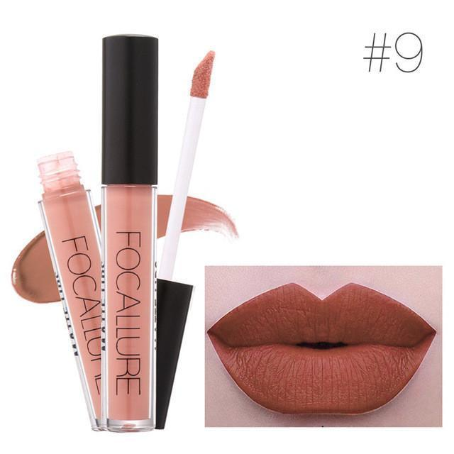 WATERPROOF MATTE LIQUID LIPSTICK - Wolrdiscounts