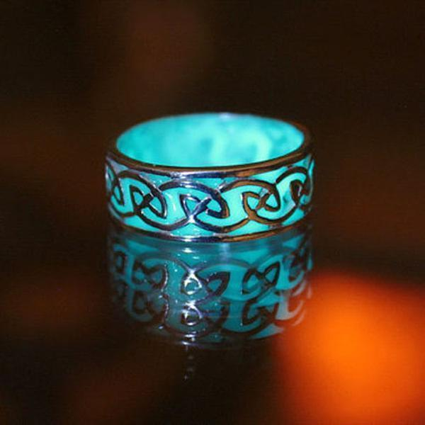 Magical Glow in The Dark Ring - Excelsior