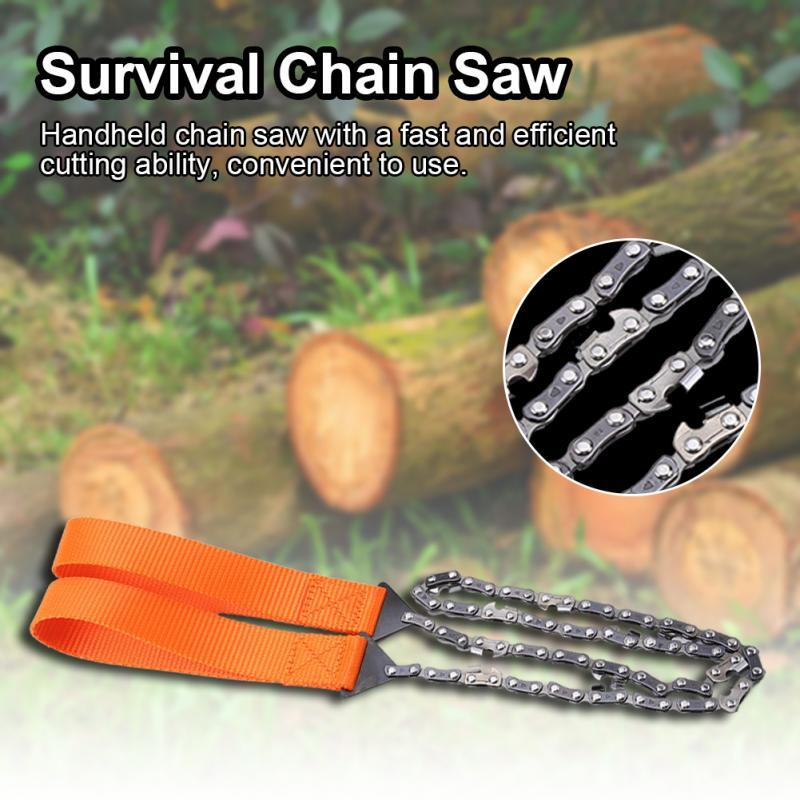Portable Chainsaw Set