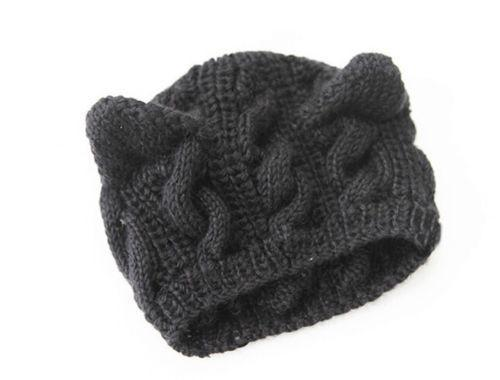 Cat Ears Knitted Beanie FREE Offer - Wolrdiscounts