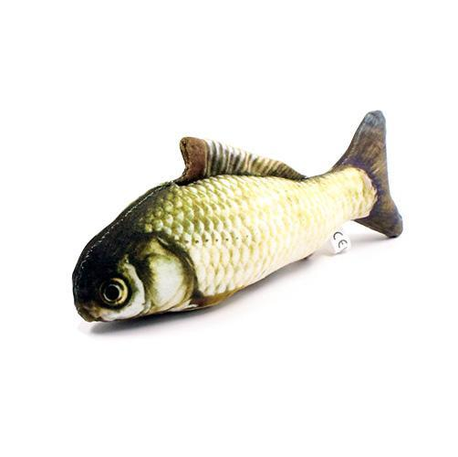 Limited Edition Fish Kicker Toy - Wolrdiscounts