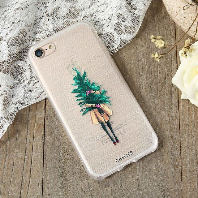 Snow Globe Christmas Phone Case - Wolrdiscounts