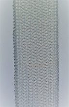 Load image into Gallery viewer, 13mm White Elastic Knitted 100m