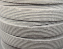 Load image into Gallery viewer, 13mm White Elastic Knitted - 100m