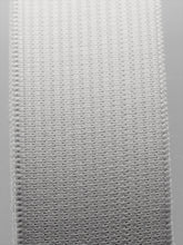 Load image into Gallery viewer, 25mm White Elastic Knitted 50m