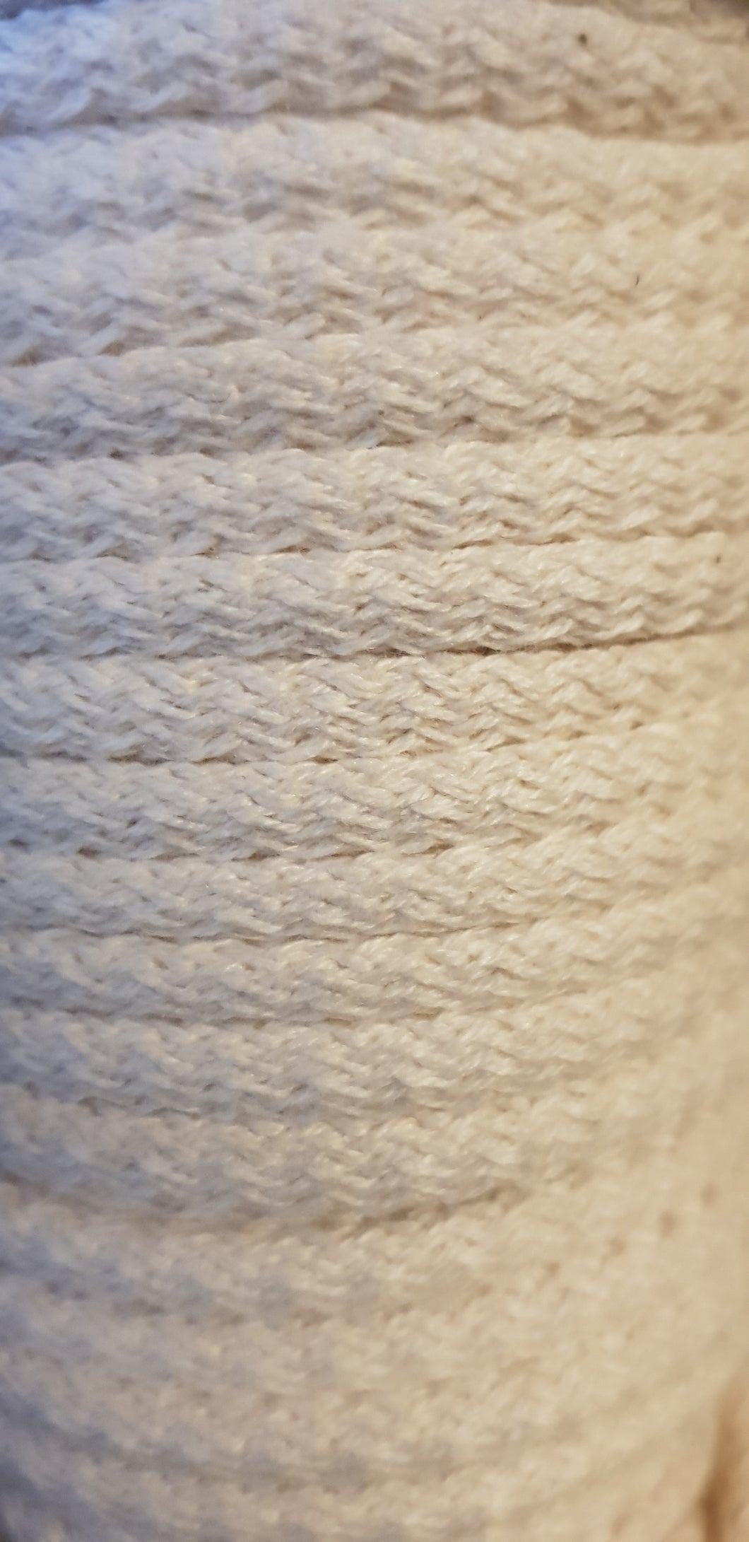 Cotton Cord 5mm Raw White/ Natural