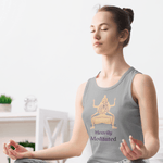 Heavily Motivated Tank Top - YogaCentric.life