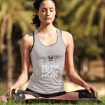 Believe In Yoga Tank Top - YogaCentric.life
