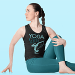 Yoga Girls Are Twisted Tank Top - YogaCentric.life