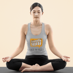 Shhh Said The Yogi Tank Top - YogaCentric.life