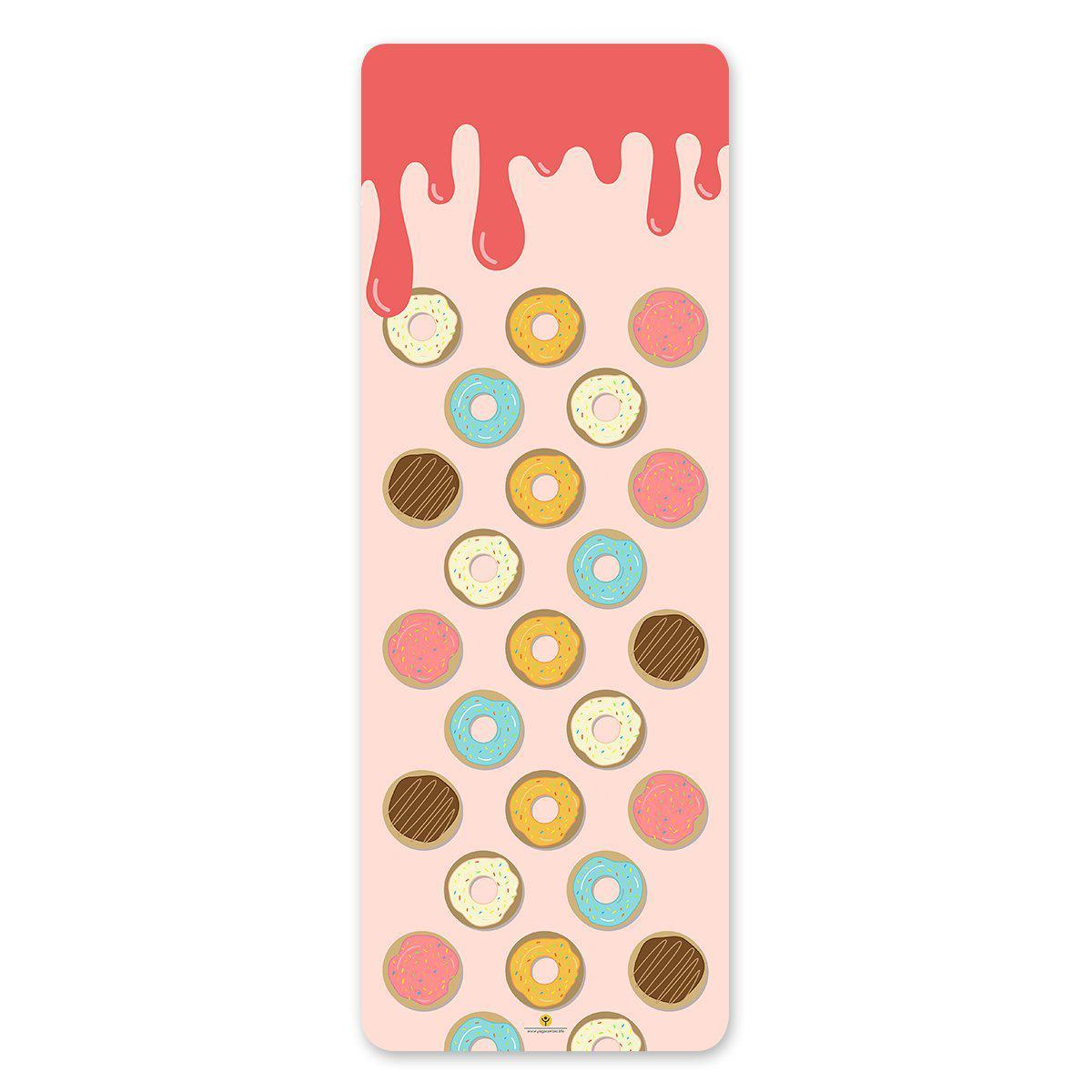 Delicious Donuts Yoga Mat - YogaCentric.life