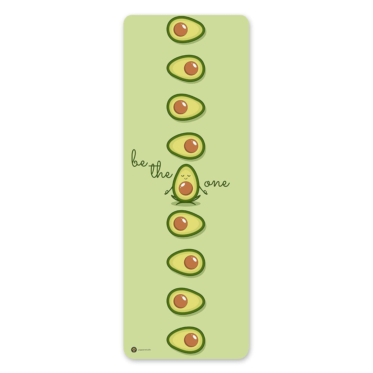 Awesome Avocados Yoga Mat - YogaCentric.life
