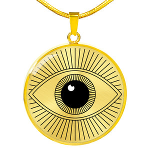 The Third Eye Luxury Necklace