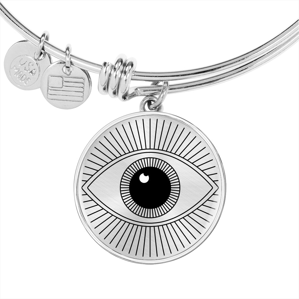 The Third Eye Luxury Bangle